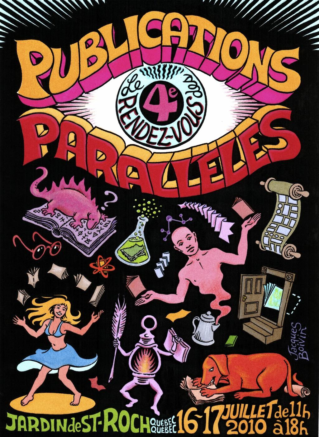 Le Rendez-Vous des Publications Parallèles 2010