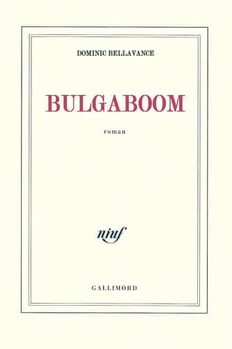 Bulgaboom — À paraître en septembre 2011