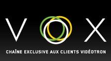Entrevue à l'émission LeZarts, à VOX Québec, ce soir à 21 h 30