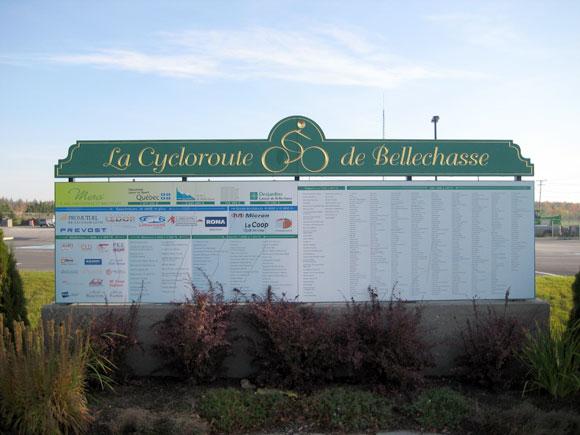 La Cycloroute de Bellechasse