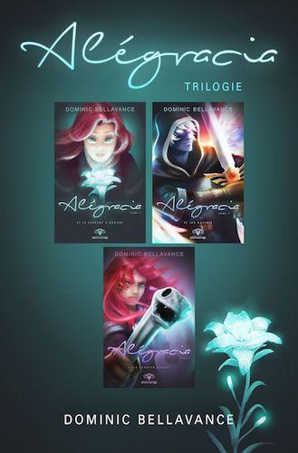 Alégracia : Coffret 3 livres
