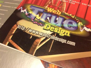 Web True Design... ouain.
