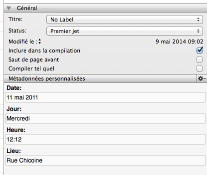Literature and Latte met à jour Scrivener pour Windows avec la version 1.7.1