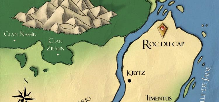 Dévoilement de la carte du Drakanitt oriental (circa 9020)