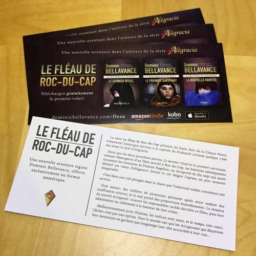 Cartons du Fléau de Roc-du-Cap