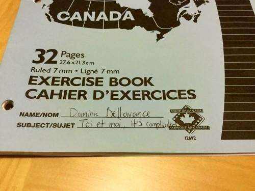 Cahier Canada TMIC