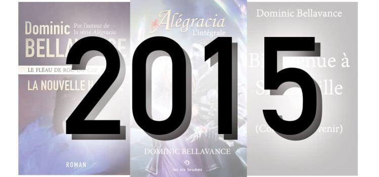 Bilan de 2015