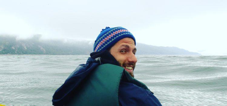 Kayak à Charlevoix