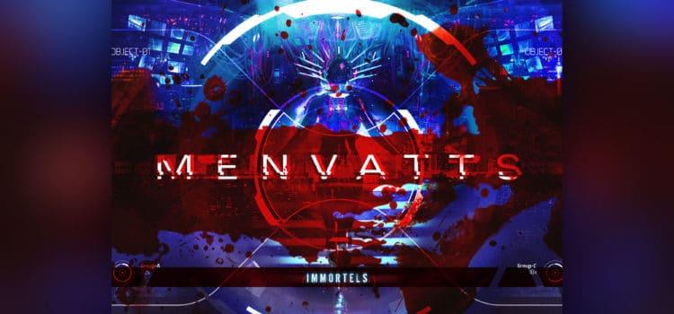 À paraître en mars : la série Menvatts dans la Collection Corbeau