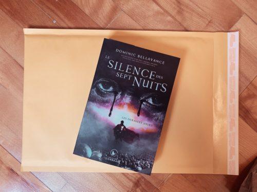 Le silence des sept nuits - Enveloppe 1