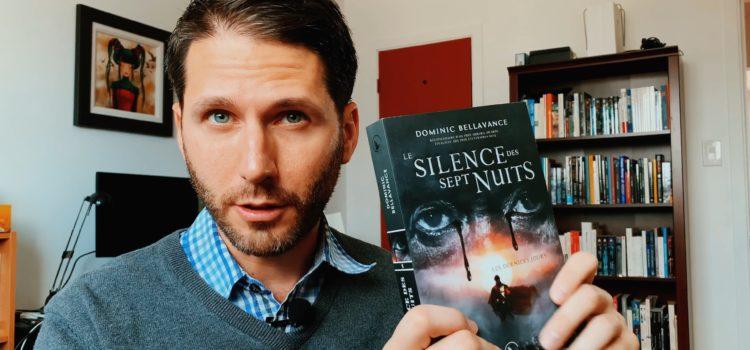 Vidéo de présentation de la série Le silence des sept nuits