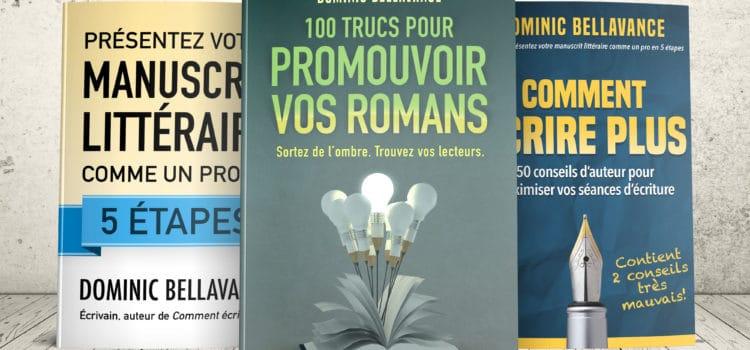 100 trucs pour promouvoir vos romans